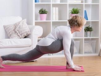 Pilates Zuhause