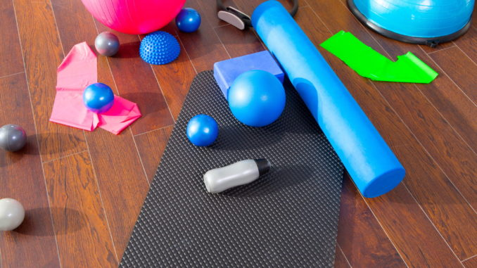 Pilates Ausrüstung Ball Ring Rolle