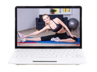 Pilates Online Video
